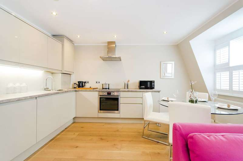 1 Bedroom Flat for sale in North End Road, West Brompton, W14