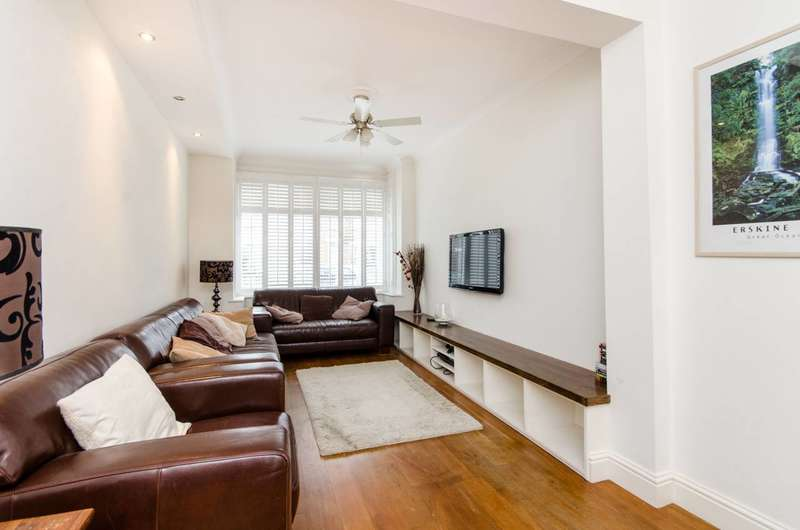 4 Bedrooms House for sale in Sydney Road, Raynes Park, SW20