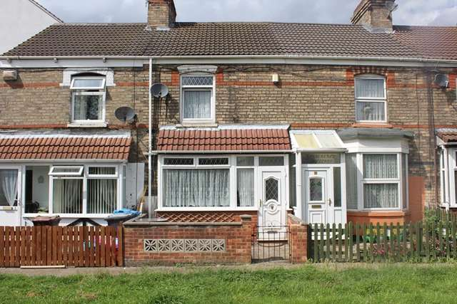 2 Bedrooms Terraced House for sale in 2 St Georges Terrace, Hull HU3 3EZ. Two bed mid terrace ideal for a First Time Buyer.