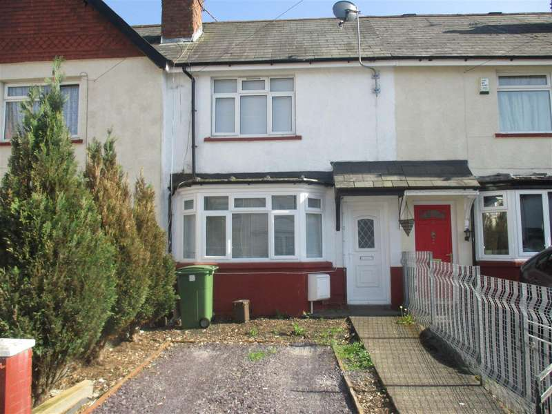 2 Bedrooms Property for sale in Courtis Road, Cardiff