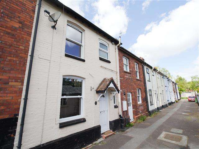 2 Bedrooms Terraced House for sale in Riverside, Wellington TA21