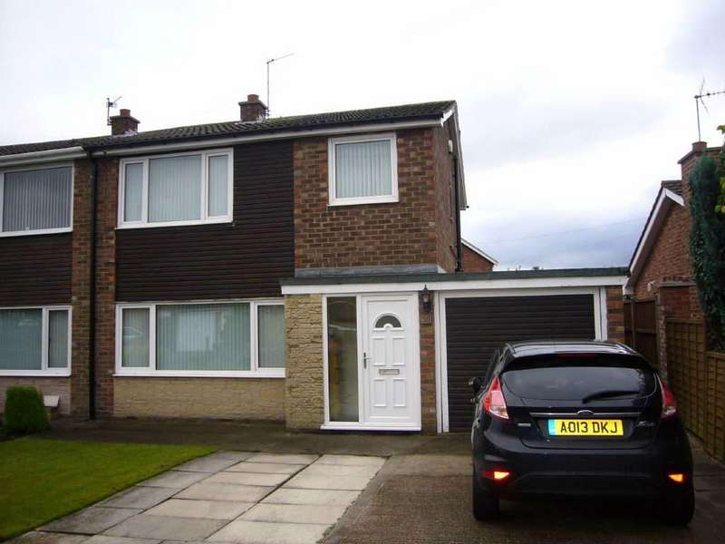 3 Bedrooms Semi Detached House for sale in Selby