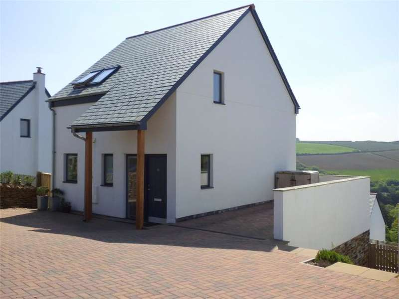 4 Bedrooms Detached House for sale in Bethan View, Perranporth