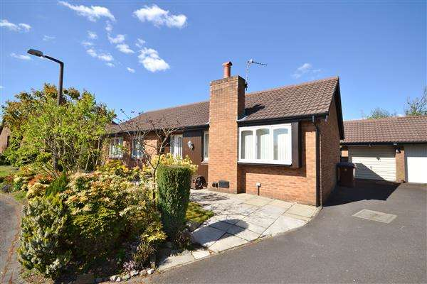 3 Bedrooms Bungalow for sale in Epsom Croft, Anderton, Chorley