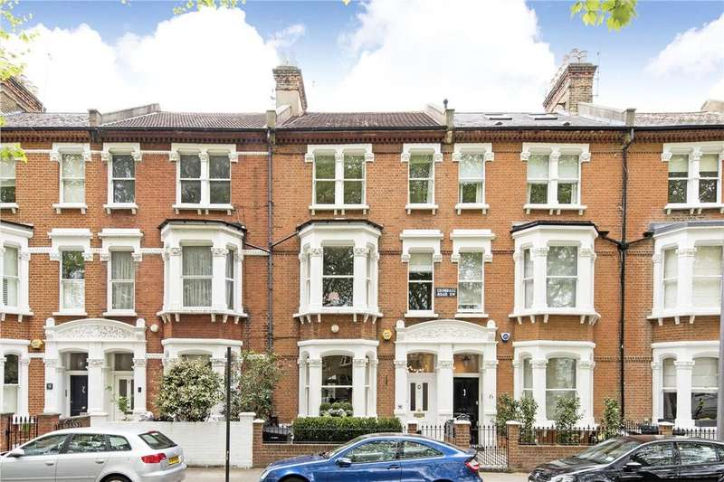 5 Bedrooms Terraced House for sale in Crondace Road, London, SW6