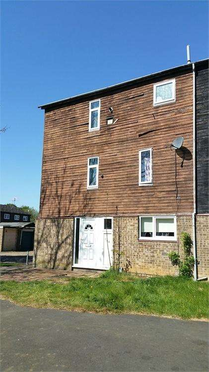 3 Bedrooms End Of Terrace House for sale in Kirkmeadow, Bretton, PETERBOROUGH, Cambridgeshire