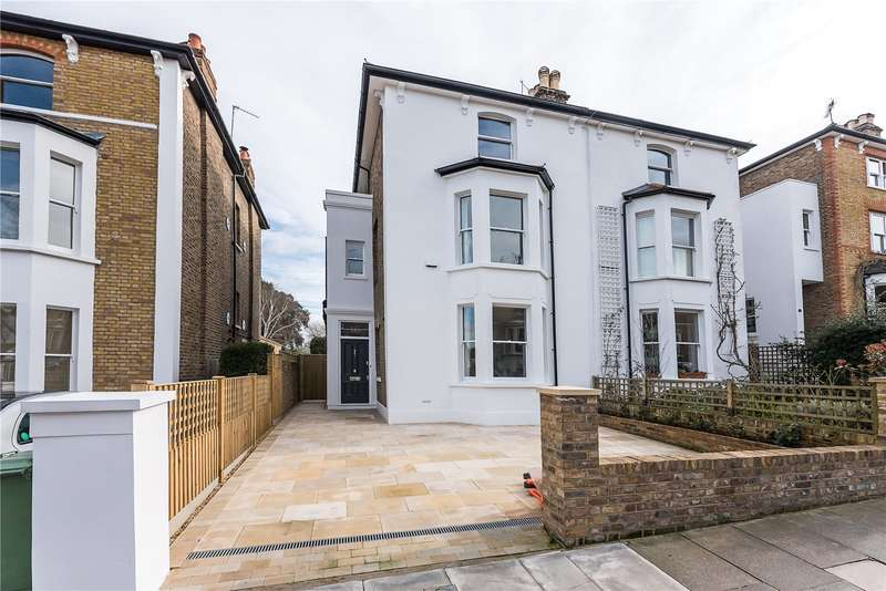 5 Bedrooms Semi Detached House for sale in Mount Ararat Road, Richmond Hill, TW10