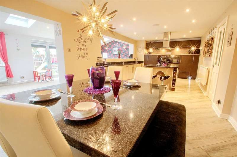5 Bedrooms Detached House for sale in Wimpole Road, Fairfield