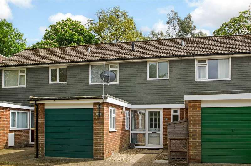 4 Bedrooms Terraced House for sale in Pembroke Close, Romsey, Hampshire, SO51