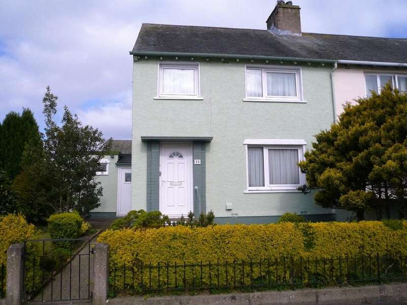 3 Bedrooms Semi Detached House for sale in Great Clifton, Workington