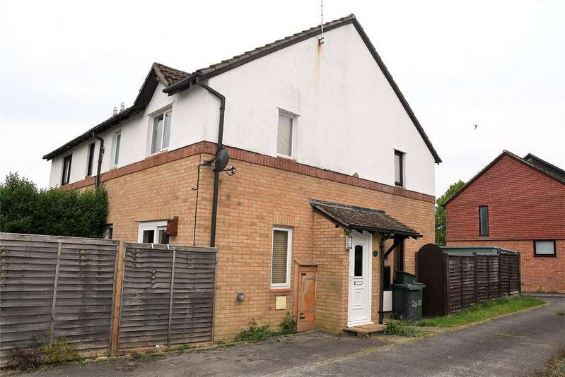 1 Bedroom House for sale in Crookham Close, Tadley, Hampshire, RG26