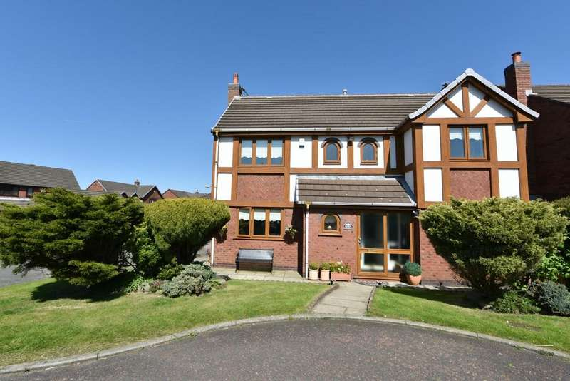 4 Bedrooms Detached House for sale in Holborn Drive, Ormskirk