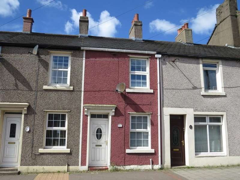 2 Bedrooms Terraced House for sale in Main Street, Egremont, Cumbria