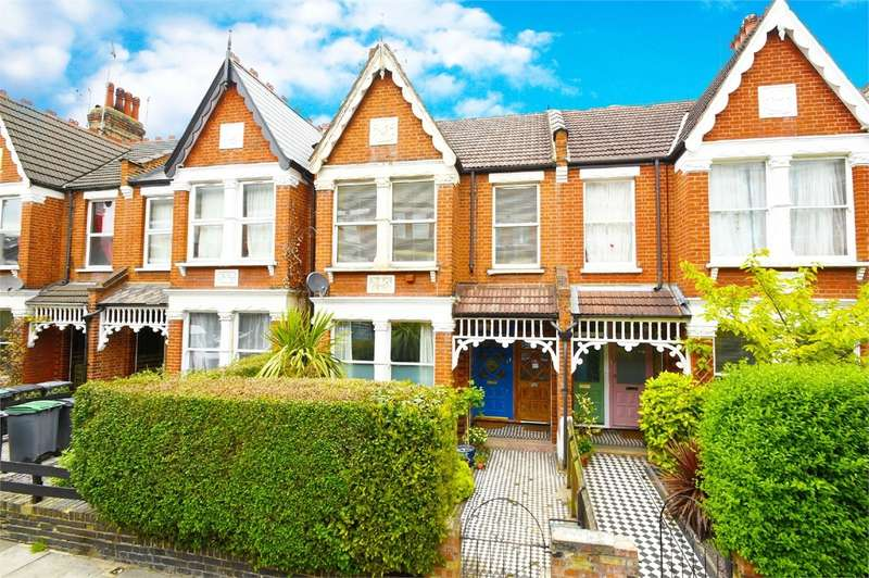 2 Bedrooms Flat for sale in Crescent Road, Alexandra Park, London