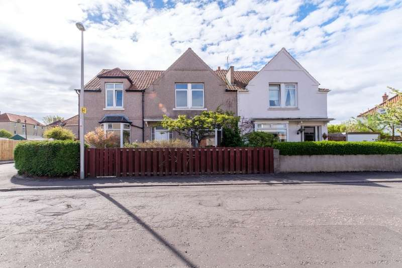 5 Bedrooms Semi Detached House for sale in Grierson Avenue, Trinity, Edinburgh, EH5 2AP