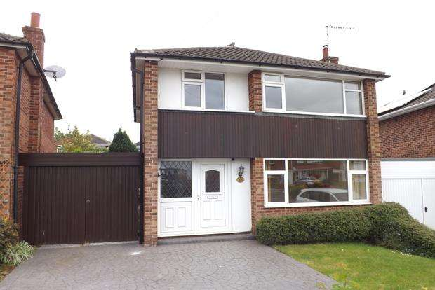 3 Bedrooms Detached House for sale in Bracadale Road, Rise Park, Nottingham, NG5