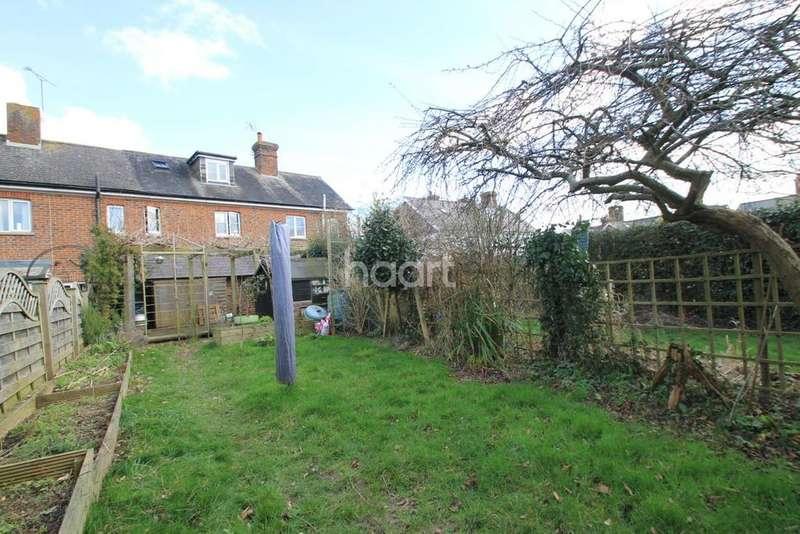 3 Bedrooms Terraced House for sale in Beacon Oak Road, Tenterden, TN30 6RY
