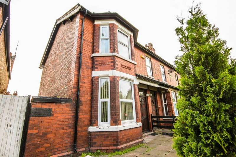 4 Bedrooms Semi Detached House for sale in Southport Road, Ormskirk