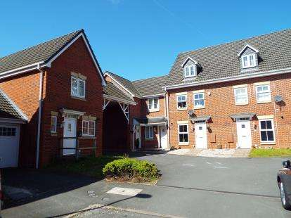 2 Bedrooms Flat for sale in Guillimot Grove, Erdington, Birmingham, West Midlands
