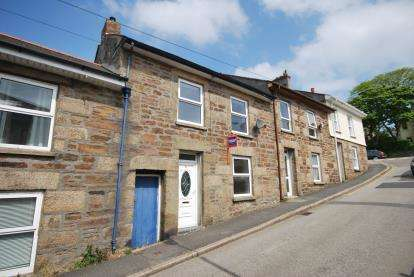 2 Bedrooms Detached House for sale in Redruth, Cornwall