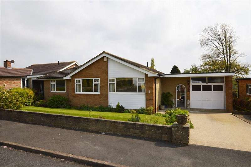 3 Bedrooms Detached Bungalow for sale in Firs Grove, Harrogate, North Yorkshire