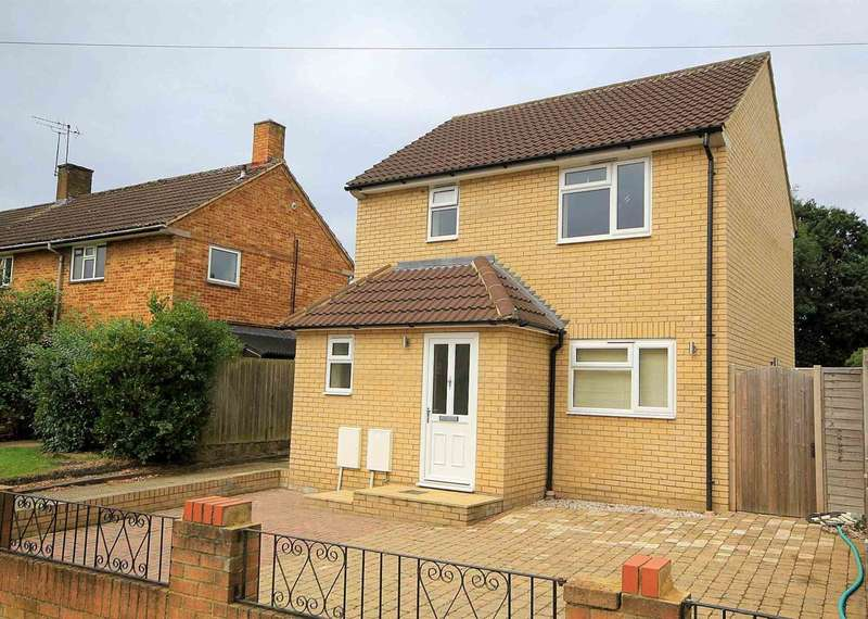 2 Bedrooms Detached House for sale in 2 DOUBLE BEDS with DRIVEWAY and NO UPPER CHAIN, HP2
