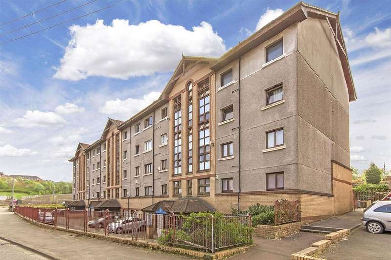 2 Bedrooms Flat for sale in Flat 1/1, 5 Elmvale Row, Springburn, Glasgow, G21