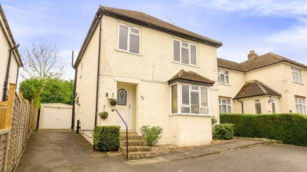 3 Bedrooms Detached House for sale in Field Way, Chalfont St. Peter, Gerrards Cross