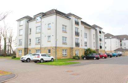 2 Bedrooms Flat for sale in Braid Avenue, Cardross