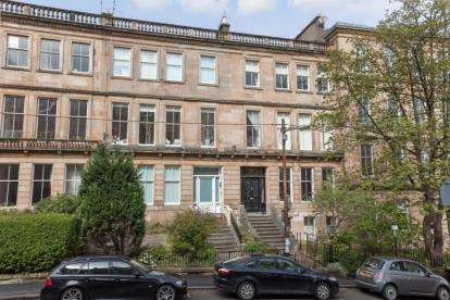 2 Bedrooms Flat for sale in Hillhead Street, Hillhead