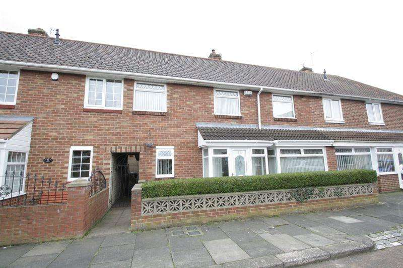 3 Bedrooms Terraced House for sale in Westerham Grove, Middlesbrough, TS4 3EH