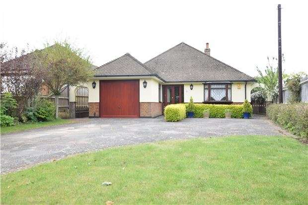 3 Bedrooms Detached Bungalow for sale in Goddington Lane, ORPINGTON, Kent, BR6 9DS