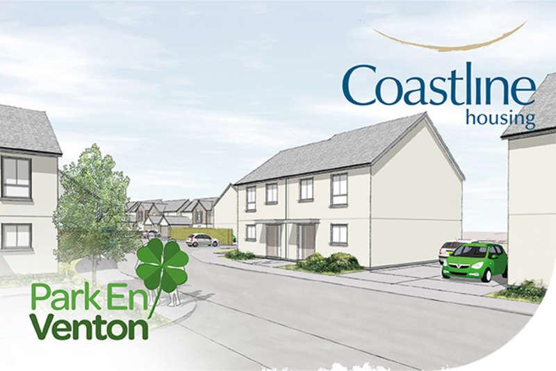 3 Bedrooms Terraced House for sale in Park En Venton, Mullion
