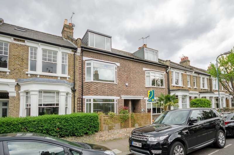 4 Bedrooms House for sale in Windermere Avenue, Queen's Park, NW6