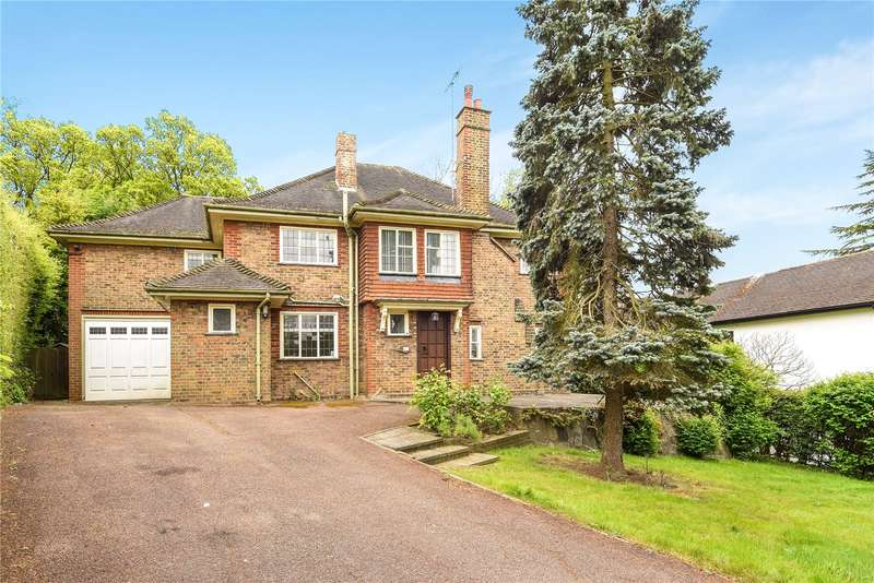 4 Bedrooms House for sale in Wieland Road, Northwood, Middlesex, HA6