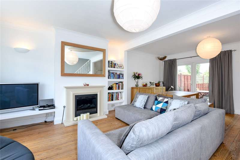 2 Bedrooms Terraced House for sale in Whitby Road, Ruislip, Middlesex, HA4
