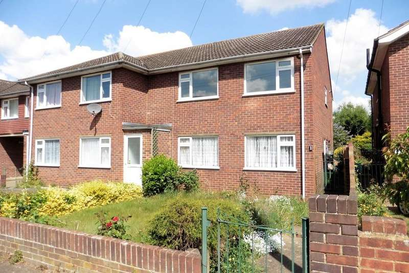 2 Bedrooms Ground Flat for sale in Chesterfield Court, Chesterfield Road, Ashford, TW15