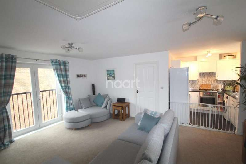 2 Bedrooms Flat for sale in Heron Road, Costessey