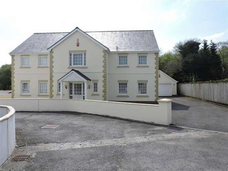 5 Bedrooms Property for sale in Gorswen, Carmarthen Road, Cross Hands