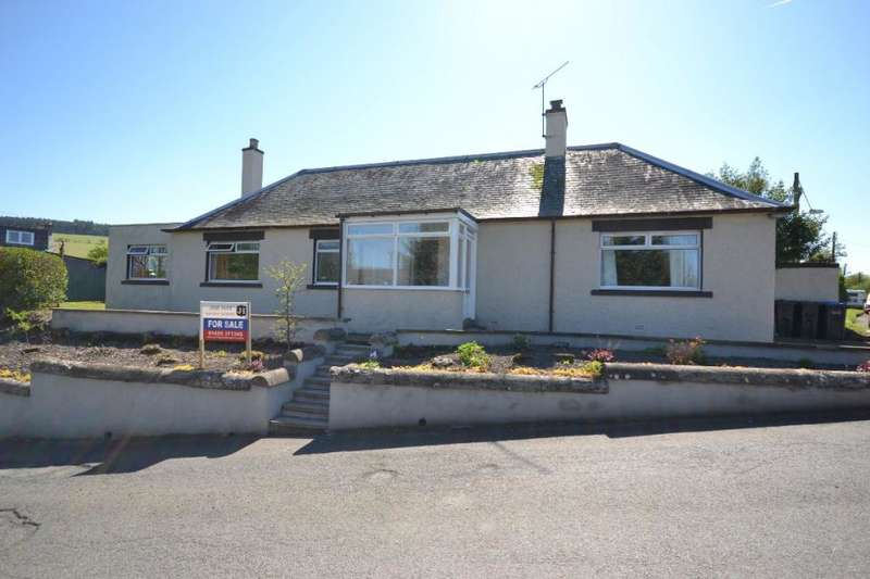 2 Bedrooms Cottage House for sale in Fairholm, Minto Road Denholm Roxburghshire, TD9 8ND