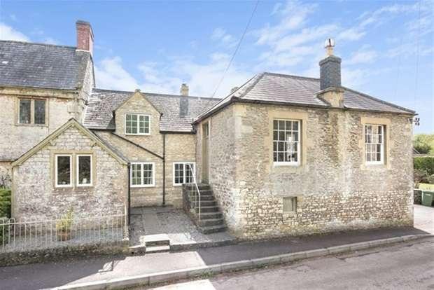 3 Bedrooms Semi Detached House for sale in Ames Lane, Kilmersdon, Radstock