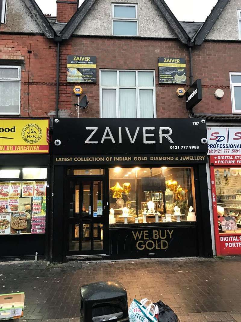 Shop Commercial for sale in Stratford Road, Birmingham, B11