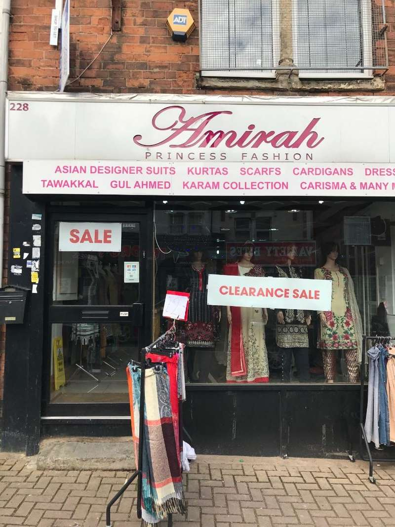 Shop Commercial for rent in Alum Rock Road, Birmingham, B8