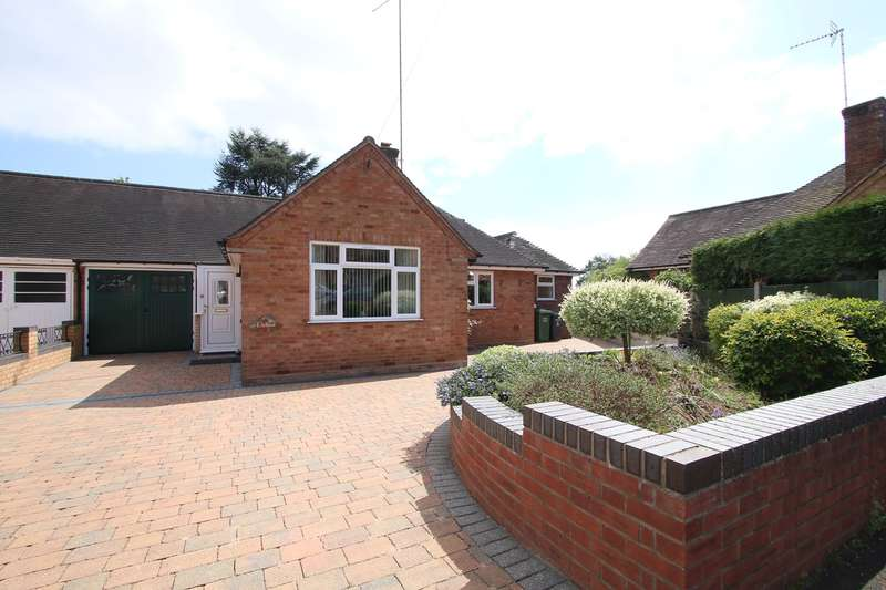 2 Bedrooms Detached Bungalow for sale in Cheshire Grove, Kidderminster, DY11