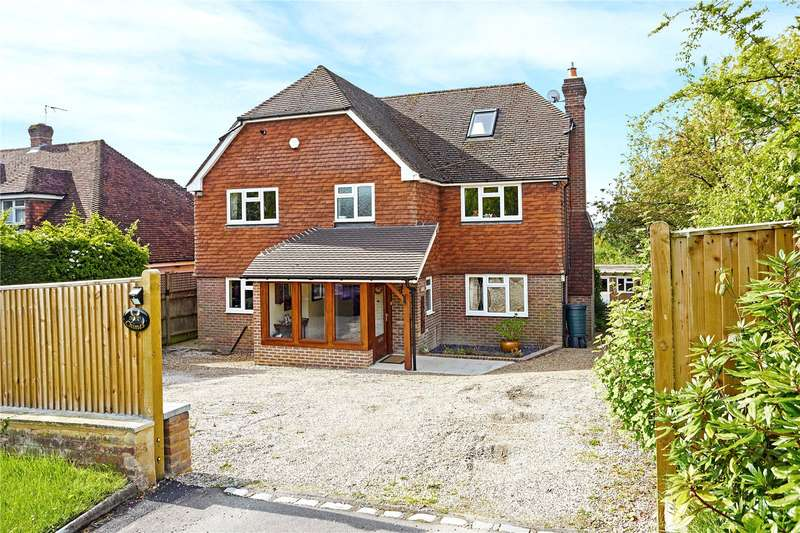 5 Bedrooms Detached House for sale in Forest Way, Tunbridge Wells, Kent, TN2