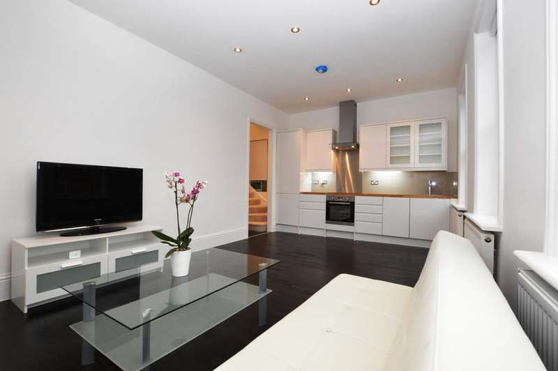 2 Bedrooms Flat for sale in Portland Road London SE25