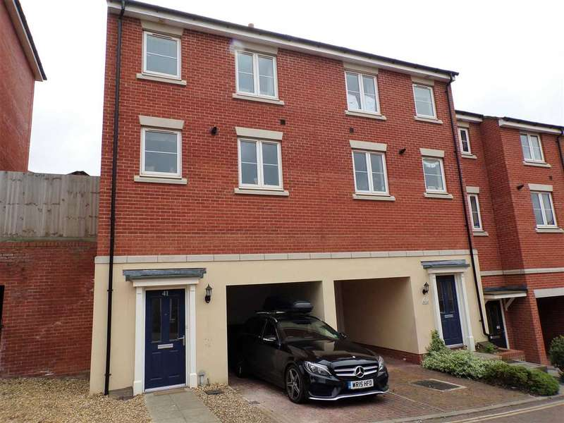 4 Bedrooms End Of Terrace House for sale in Meridian Rise, Ipswich
