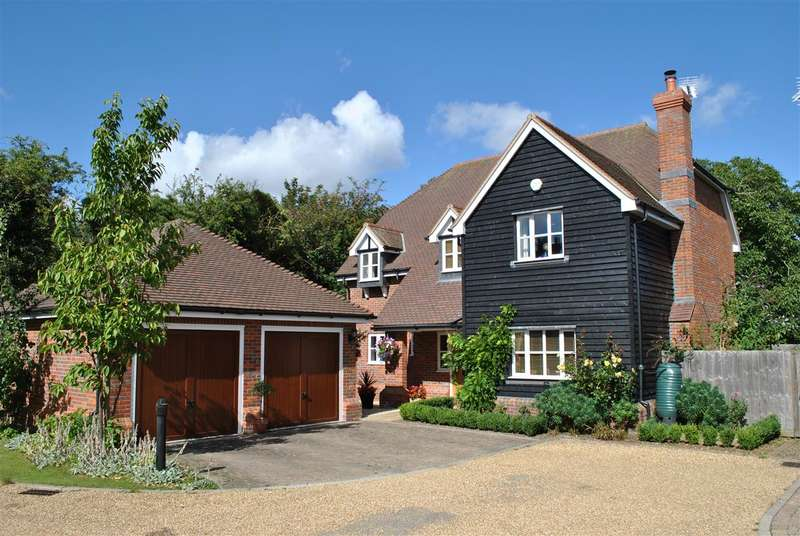 6 Bedrooms Detached House for sale in Windmill View, Steeple Morden