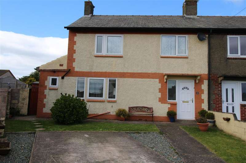 3 Bedrooms Semi Detached House for sale in Townhead, HAVERIGG