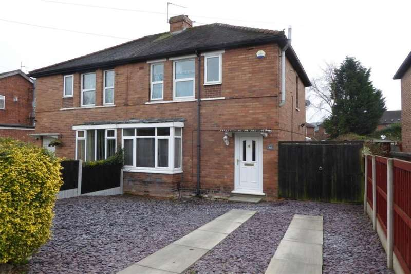 3 Bedrooms Semi Detached House for sale in Orleton Lane, Wellington, Telford, TF1